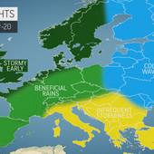 Kakva će biti ZIMA u Evropi? Na istoku velike hladnoće i mnogo snega, na severu oluje, a evo šta ČEKA BALKAN
