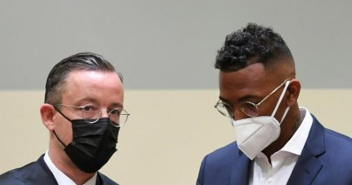 Germany star Boateng in court in Munich to face assault charges
