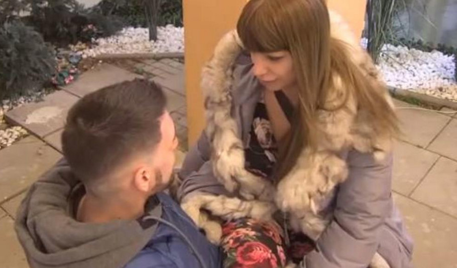 Miljana Kulić i Lazar Čolić Zola