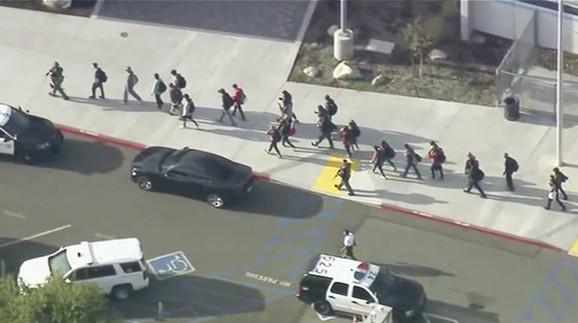 Kalifornija pucnjava