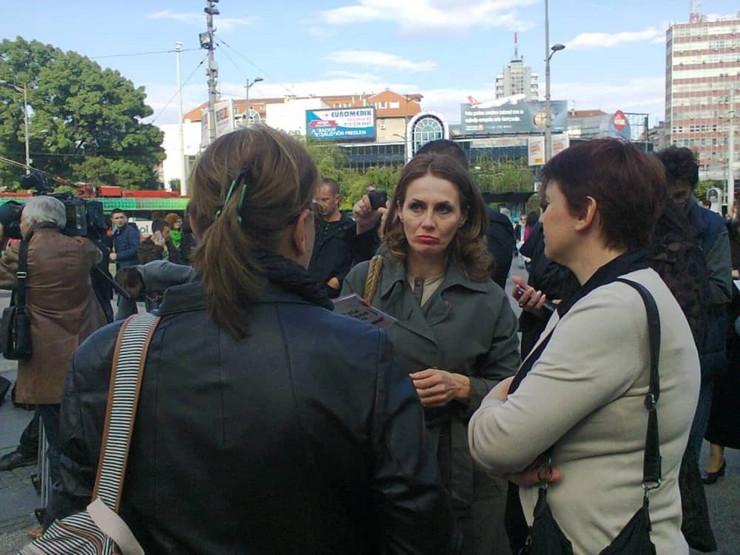 Poverenica za zaštitu ravnopravnosti Brankica Janković izdala saopštenje