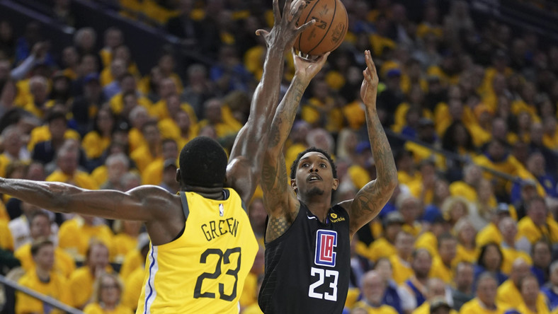 NBA Playoffs: Golden State Warriors przegrali z Los Angeles Clippers