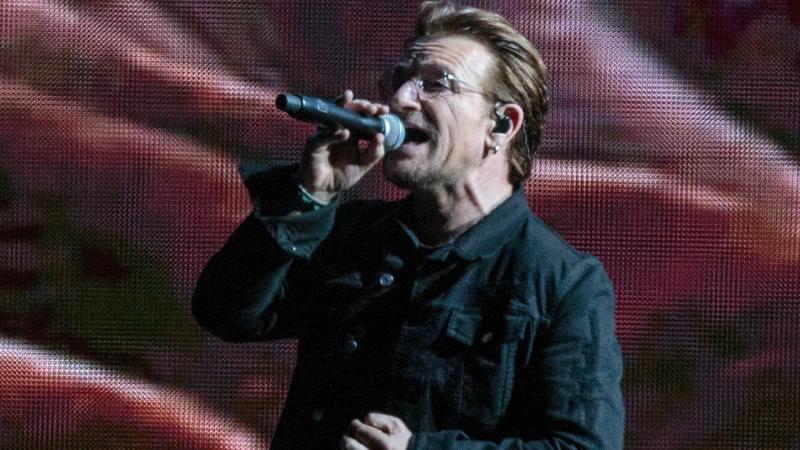 Bono z U2