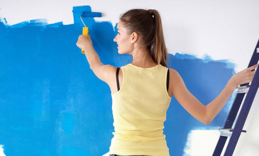 Już nie musisz malować ścian