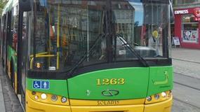W Poznaniu pojawią się nowe buspasy. Będą mogli z nich korzystać taksówkarze i rowerzyści