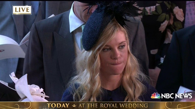 Svi su verovali da će Čelsi Dejvi sa princem stajati pred oltarom