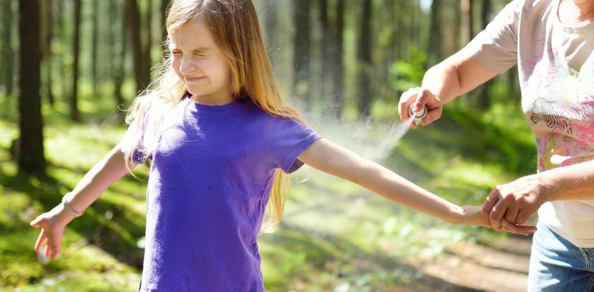 Sześć najlepszych sposobów na komary i inne owady