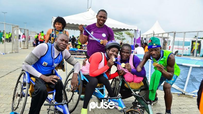 2019 Access Bank Lagos City Marathon: No losers, only winners (Pulse)