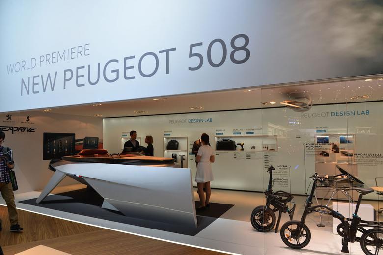 Peugeot w Genewie