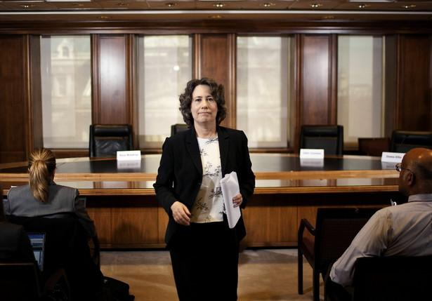 Sheila Bair, szefowa Federal Deposit Insurance Corp. Fot. Bloomberg