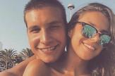 Bogdan Bogdanović i Anja Škuletić