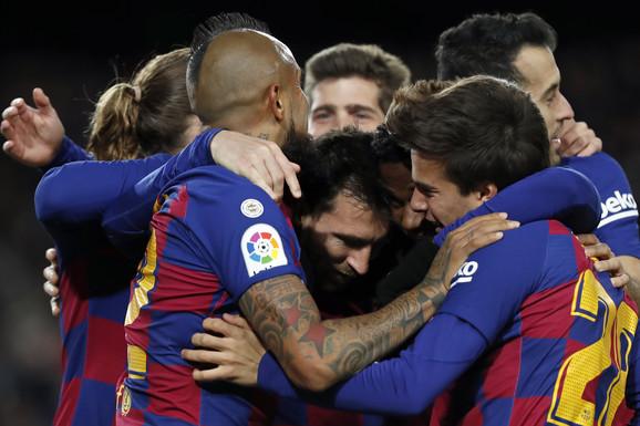 Fudbaleri Barselone