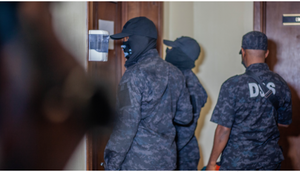 DSS agents (image used for illustration) [TheCable]