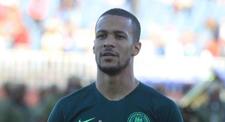 William Troost-Ekong says playing at the World Cup is his favourite Super Eagles moment (Instagram/William Troost-Ekong)