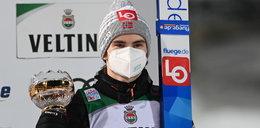 Marius Lindvik nie wystartuje w Ga-Pa. Norweg przegrał z bólem zęba