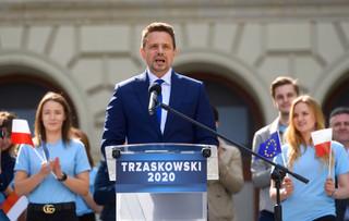 Müller: Wyniki Trzaskowskiego w sondażach to efekt 'kanibalizacji' elektoratów opozycji