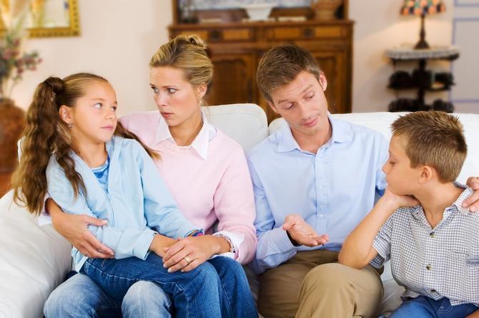 Ovaj razgovor sa decom je veoma važan za njihov zdrav razvoj