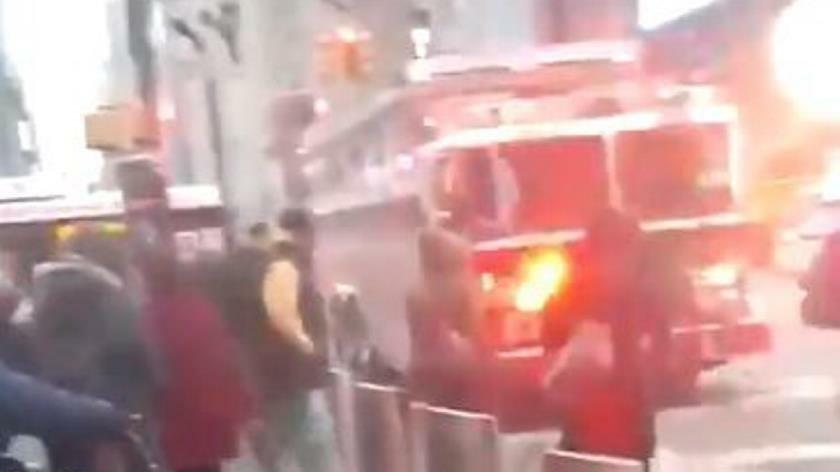 Eksplozja w Nowym Jorku. Ewakuowano dworzec