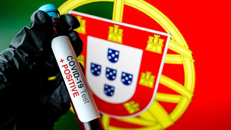 Koronawirus. Portugalia