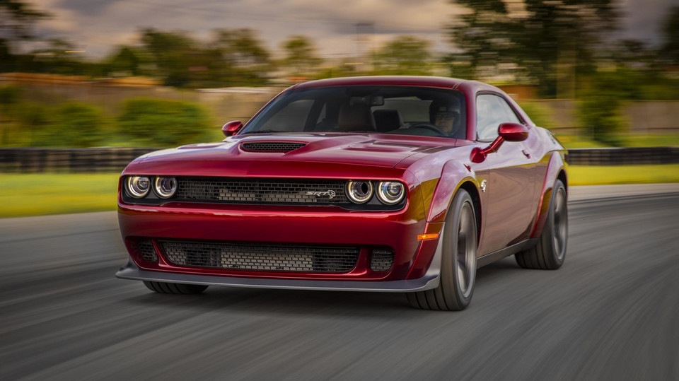 "Dodge Challenger SRT Hellcat ""Widebody"""