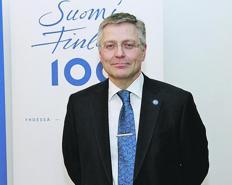 Ambasador Perti Ikonen