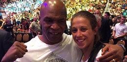 Jędrzejczyk spotkała się z Tysonem