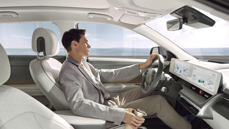 IONIQ 5, czyli elektryczny Hyundai
