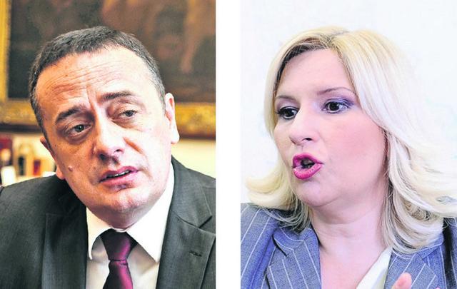 Aleksandar Antić i Zorana Mihajlović