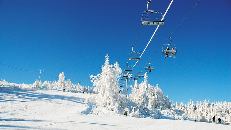 Stacja narciarska Laskowa-Kamionna