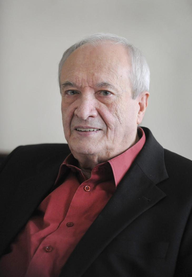 Török Ferenc munkásságát többek között Ybl Miklós-díjjal (1983), Kossuth-díjjal (1995) és a nemzet művésze címmel (2015) ismerték el / Fotó: MTI/Czimbal Gyula