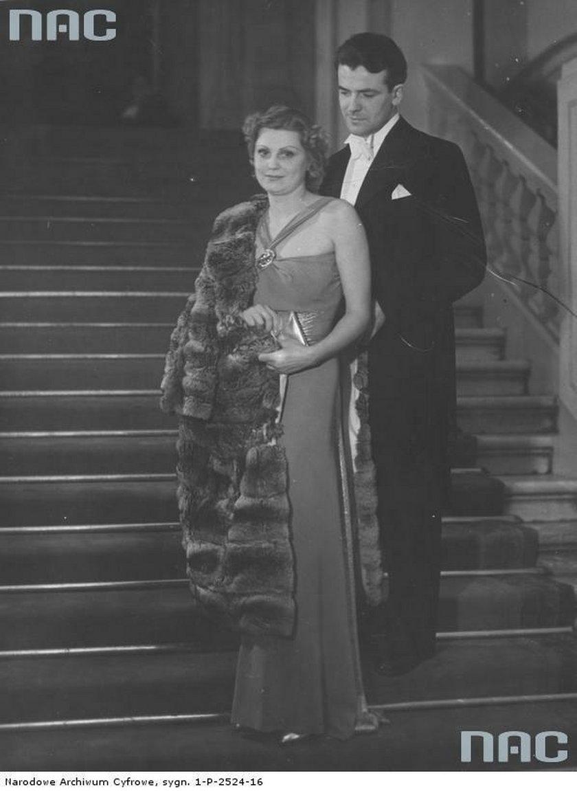 Maria Bogda i Adam Brodzisz