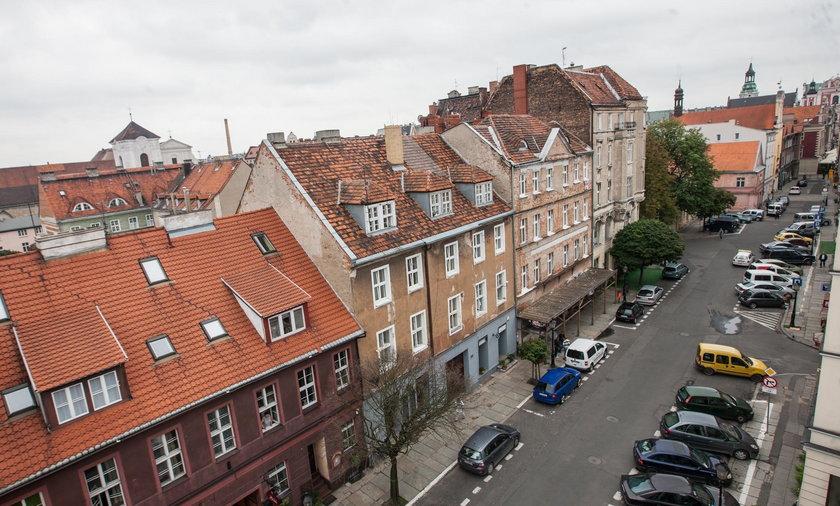 ulica żydowska