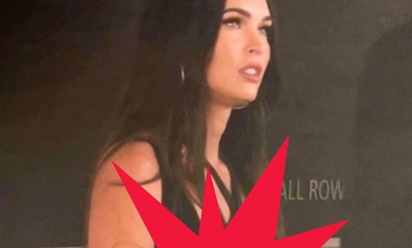 Megan Fox zaszalała z kreacją na Billboard Music Awards 2021. Gwiazda skradła show!