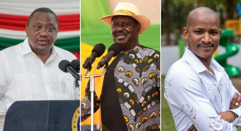 Uhuru Kenyatta, Raila Odinga, Babu Owino top Google searches