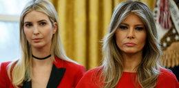 Ivanka Trump wygryza macochę z Białego Domu