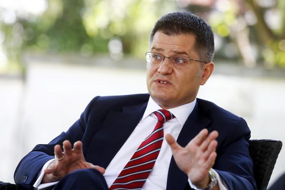 Jeremić kaže da je govor mržnje okosnica političkog delovanja Aleksandra Vučića
