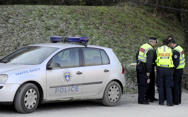 Kosovo i Metohija kosovska policija