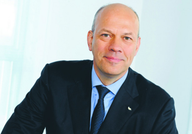 Olivier Constantin, wiceprezes Credit Agricole Bank Polska J. Chiscano/mat. prasowe
