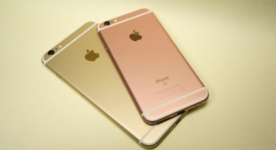 Test: Apple iPhone 6s und iPhone 6s Plus