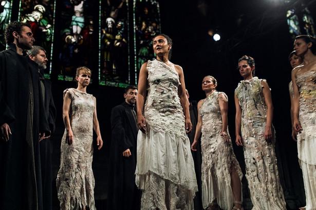 Return to the Voice - Teatr Pieśń Kozła, Fot. Mateusz Bral
