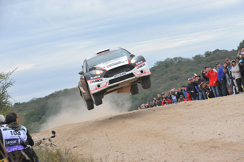 Rally Argentina 2014 - fot. Willy Weyens