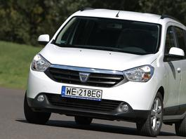 Dacia Lodgy – prosto, tanio i… dobrze?