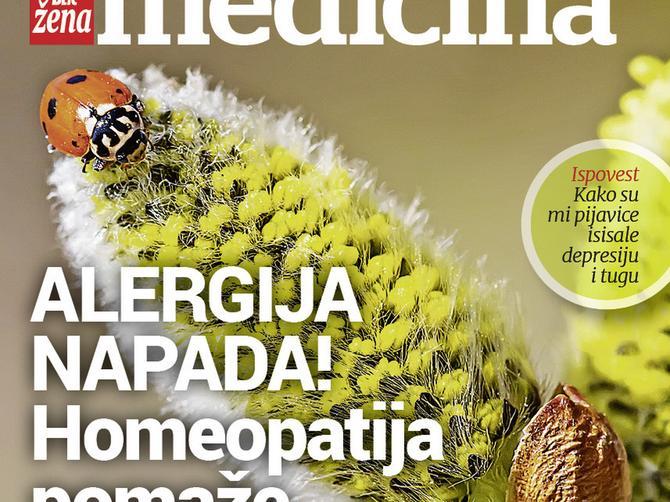"Novi magazin ""Alternativna medicina"" DANAS na POKLON uz ""Blic ženu"""