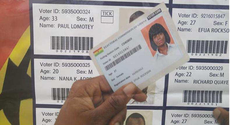 Ghana's electoral commission requests over GH¢400 million for new voters register, but minority in parliament says the budget is outrageous