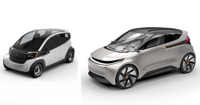 Oto cztery zwycięskie projekty w konkursie na polski samochód elektryczny