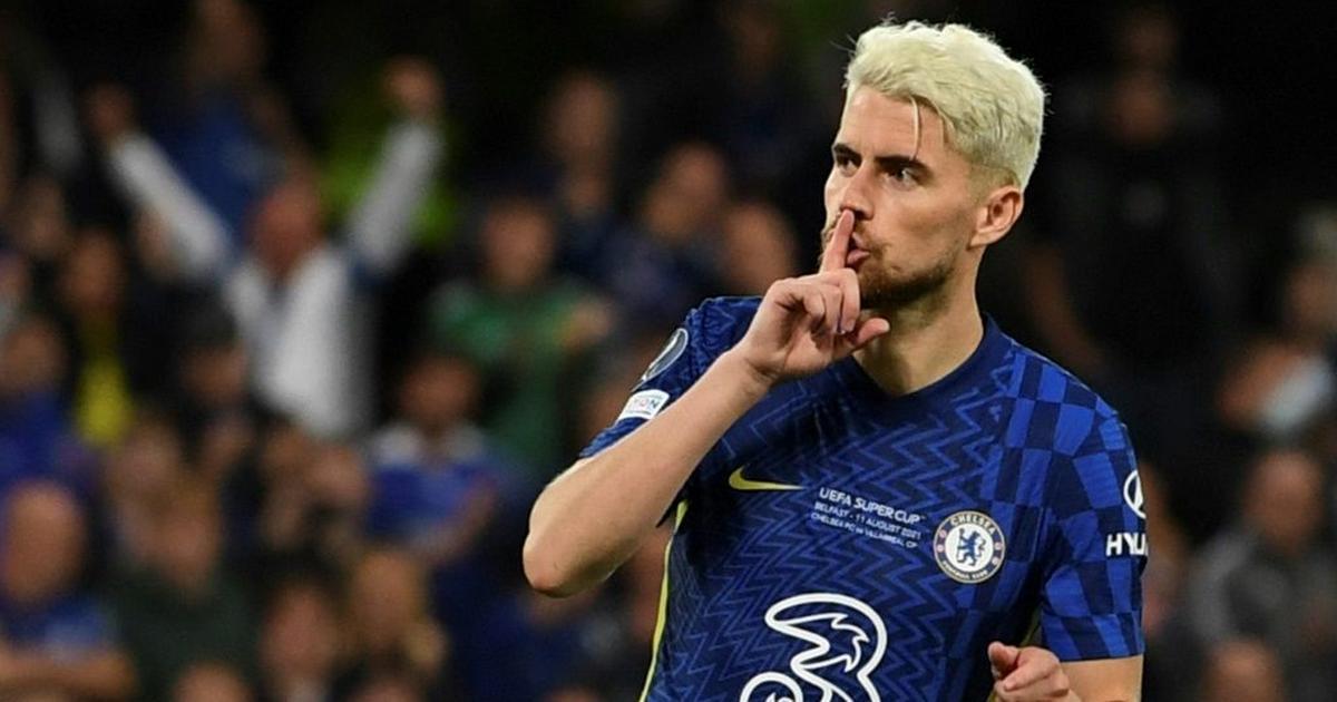 Jorginho 'hungry' for Italy to bounce back against Belgium