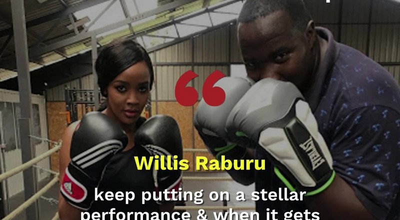 Willis Raburu's Message To Joey Muthengi Leaves Kenyans Talking