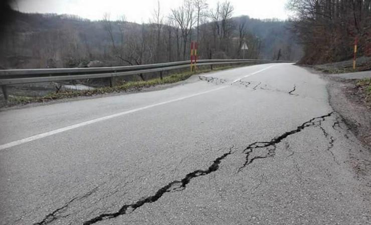 regionalni put Cecava - Teslic