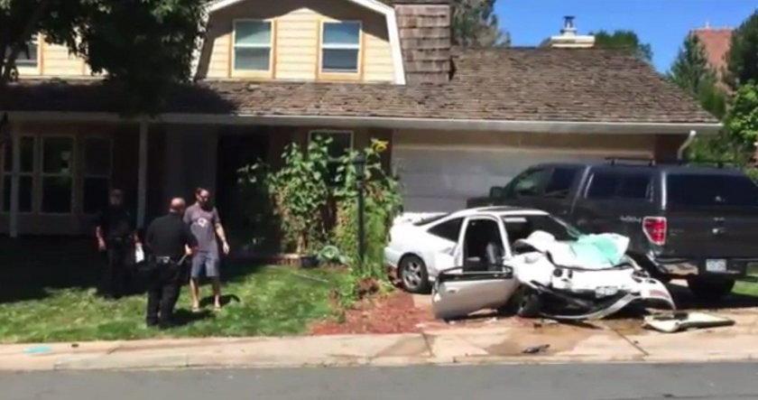 Rozbił samochód, by zabić syna. Powód szokuje