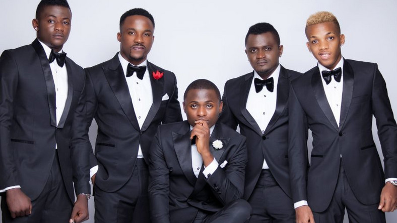 Selebobo, Iyanya, Ubi Franklin, Baci and Tekno.